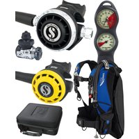 Simply Scuba Scubapro Traveller Silver Package