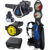 Simply Scuba Scubapro Ultra Light Travel Package