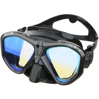 Seac Sub Italia Mirror Mask - Blue
