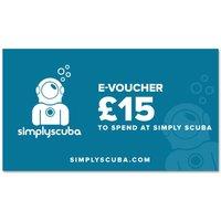 Simply Scuba Simply Scuba E-Gift Card