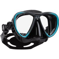 Scubapro Synergy Twin TruFit Mask - Black/Purple
