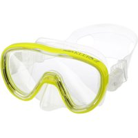 TUSA Kleio II Mask - Flo Yellow