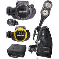Simply Scuba Ultra Light Travel Package