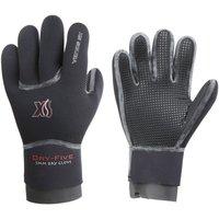 XS Scuba Dry Five Gloves