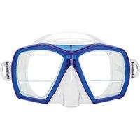 XS Scuba Gauge Reader Mask - Blue
