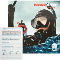PADI Rescue Diver Manual - Simply Scuba Gifts