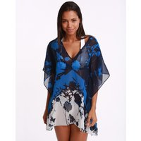 Ted Baker Bluebell Kaftan - Blue Night Sky