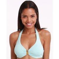 Melissa Odabash Provence Halter Bikini Top - Celeste