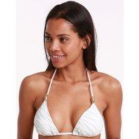 Heidi Klein Lake Nakuru Padded Triangle Bikini Top - Print