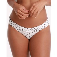 Heidi Klein Heidi Klein Santa Margherita Ligure Fold Over Bikini Bottom - Print