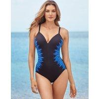 Miraclesuit Blue Curacao Temptation Swimsuit