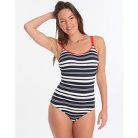 PrimaDonna Pondicherry Padded Triangle One Piece - Sailor