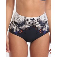 Jets Jets Picturesque High Waist Pant - Ink White