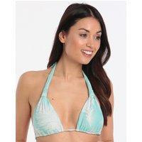 ViX Feathers Bia Tube Bikini Top - Turquoise