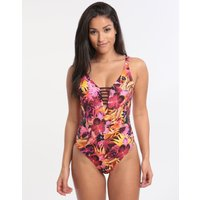 Banana Moon Tropisun Miller Swimsuit - Prune