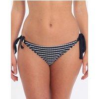Fantasie San Remo Classic Tie Side Bikini Bottom - Ink