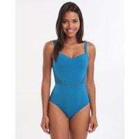 Jets Aspire Infinity Swimsuit - Deep Aqua