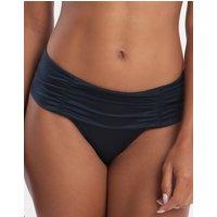 Jo Severin Anna Fold Bikini Bottom - Midnight