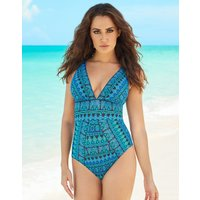 Miraclesuit Gypsy Odyssey Swimsuit - Teal