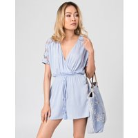 Pia Rossini Pia Rossini Aubree Dress - Blue
