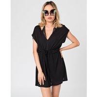 Pia Rossini Evora Beach Dress - Black