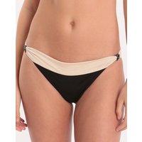 Banana Moon Couture Monterosso Mivra Banded Bikini Bottom - Black