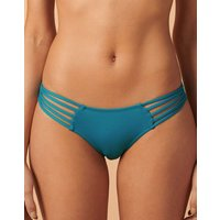 Paolita Core Zahra Multi Strap Bikini Bottom - Teal