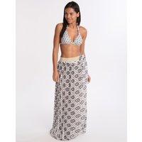 West Seventy Nine Icat Maxi Skirt - Grey