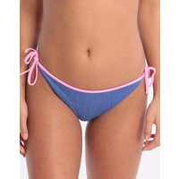Banana Moon Kranger Yaka Tie Bikini Bottom - Purple