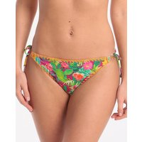 Banana Moon Saguaro Avora Tie Bikini Bottom - Rose