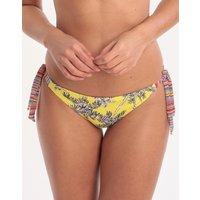 Banana Moon Palmco Dasia Tie Bikini Bottom - Yellow
