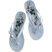 Ted Baker Ted Baker Susziep Flip Flops - Blue Graceful