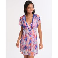Gottex Profile Sanibel Mesh Tunic - Multi