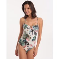 Maryan Mehlhorn Belle Epoque Swimsuit - Print