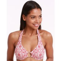 Melissa Odabash Brussels Bikini Top - Amalfi Red