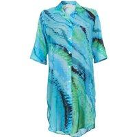 Roidal Roidal Oceanic Venice Shirt - Turquoise