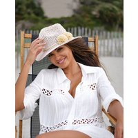 Pia Rossini Blanca Dress - White