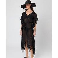 Pia Rossini Pia Rossini Lille Maxi Dress - Black
