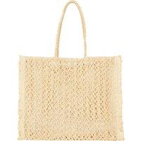 Seafolly Paper Crochet bag - Natural