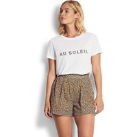 Seafolly Spirit Animal Shorts - Saffron