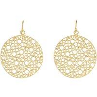 Ashiana Bubble Earrings - Gold