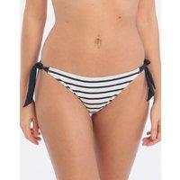 Banana Moon Carefort Dasia Tie Side Hipster Bikini Bottom - Stripe