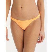 Folly Island High Leg Pant - Orange - Extra Large Orange