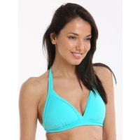 Jets Illuminate D Plunge Bra - Jewel