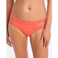 Jets Jetset Banded Regular Side Split Pant - Coral