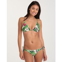 Lenny Niemeyer Floral Fidji Long Halter Bikini - Print
