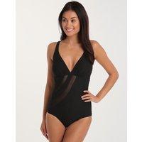 Miradonna Mirachic Dafne Swimsuit - Black