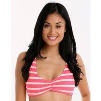 Phax Phax Maracas Bay Sporty Cross Back Top - Pink