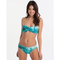 Roidal Roidal Paradis Eden UW Bandeau Bikini - Blue