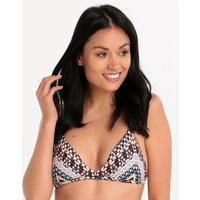 Seafolly Seafolly Indian Summer Action Back Tri - Black